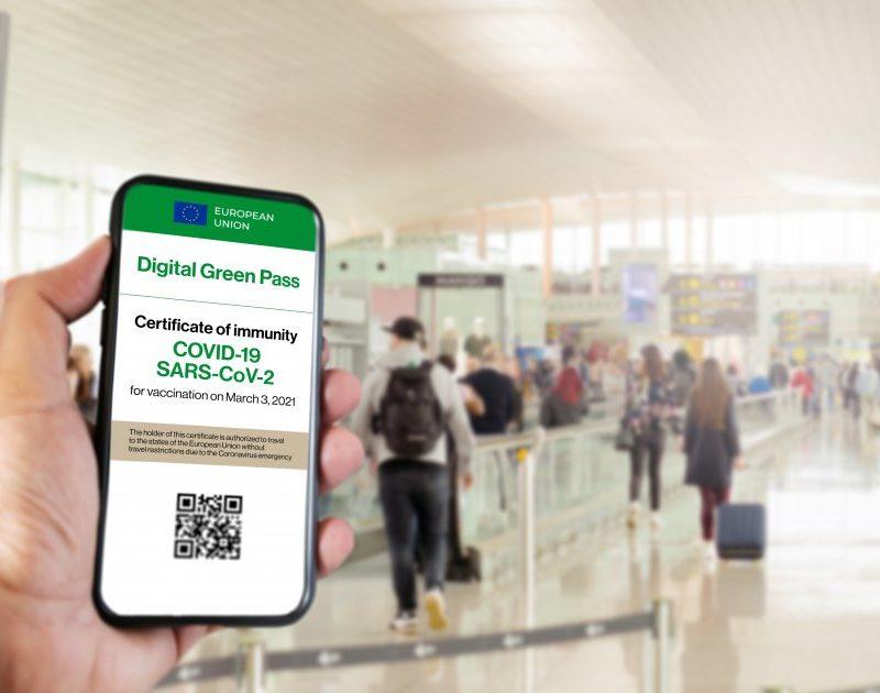 Super Green Pass : estensione dell'obbligo di Green Pass ai lavoratori dipendenti del settore privato